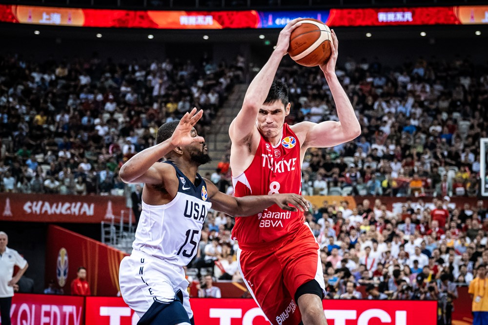 Usa Pushed To The Brink Survive Turkey 93 92 In Ot At Fiba World Cup