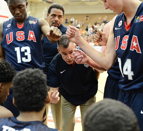 USA Sets Records Beats Uruguay By A Stunning 98 Points 156-58 At 2014 U18 FIBA Americas