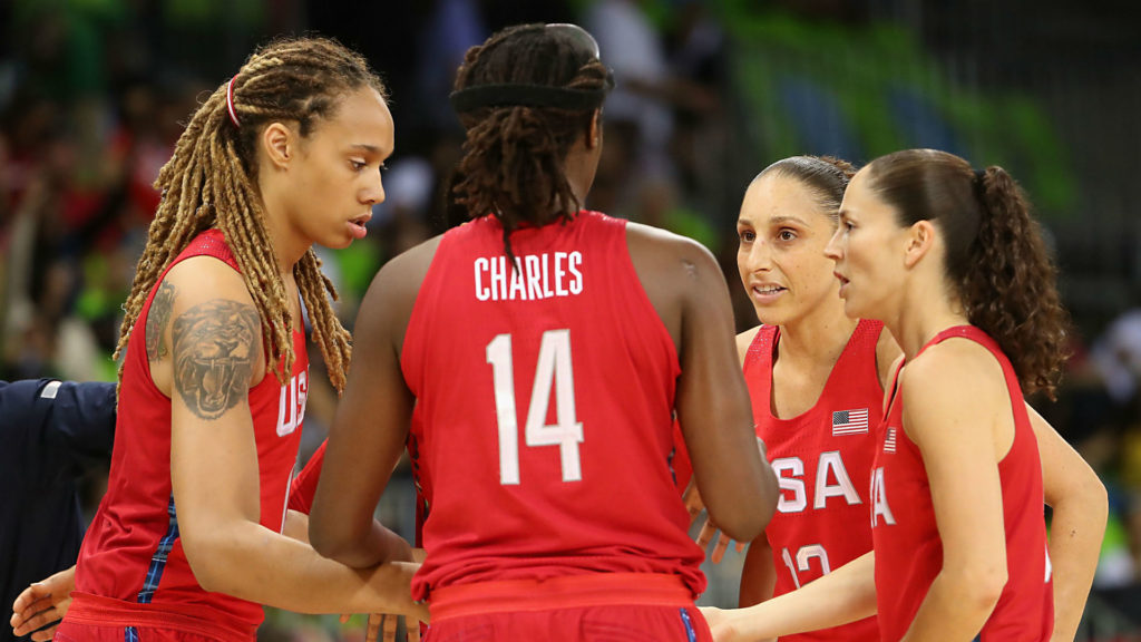 USA Women Are The Real Dream Team