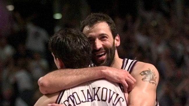 Vlade Divac & Peja Stojakovic: A Pair Of Kings