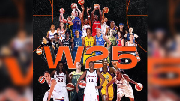 W25 Anniversary Celebrates The Best Top 25 Wnba Players Of All Time
