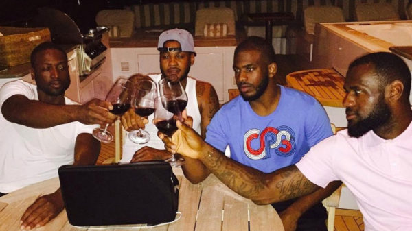 Wade County Becomes Wine Country As Dwyane Ages Like A Fine Red