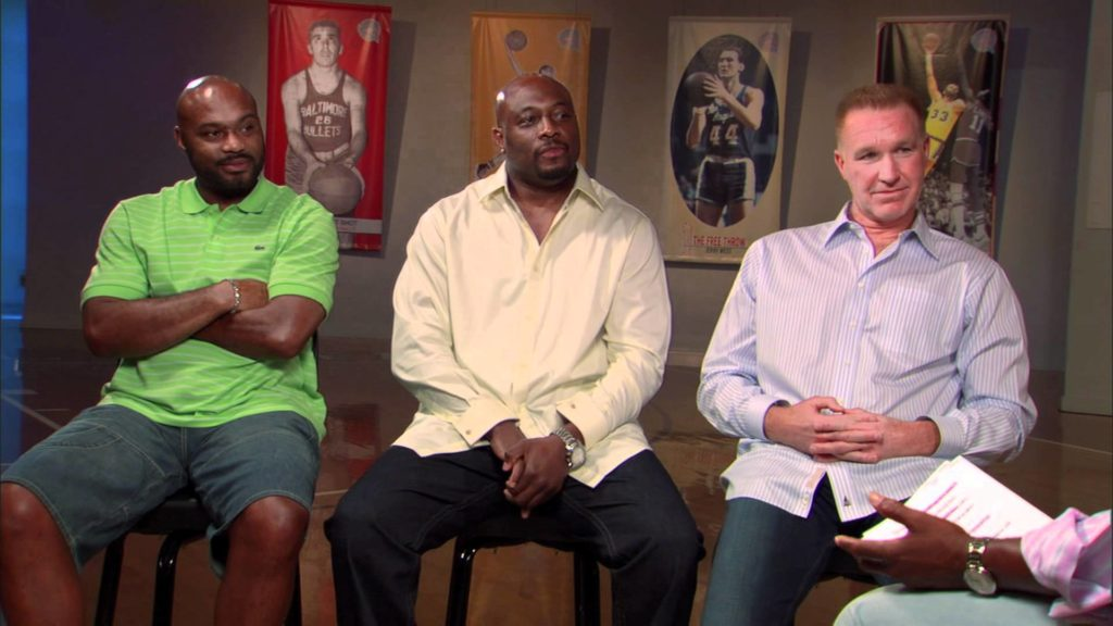 Warriors 'Crossover' To Run With TMC