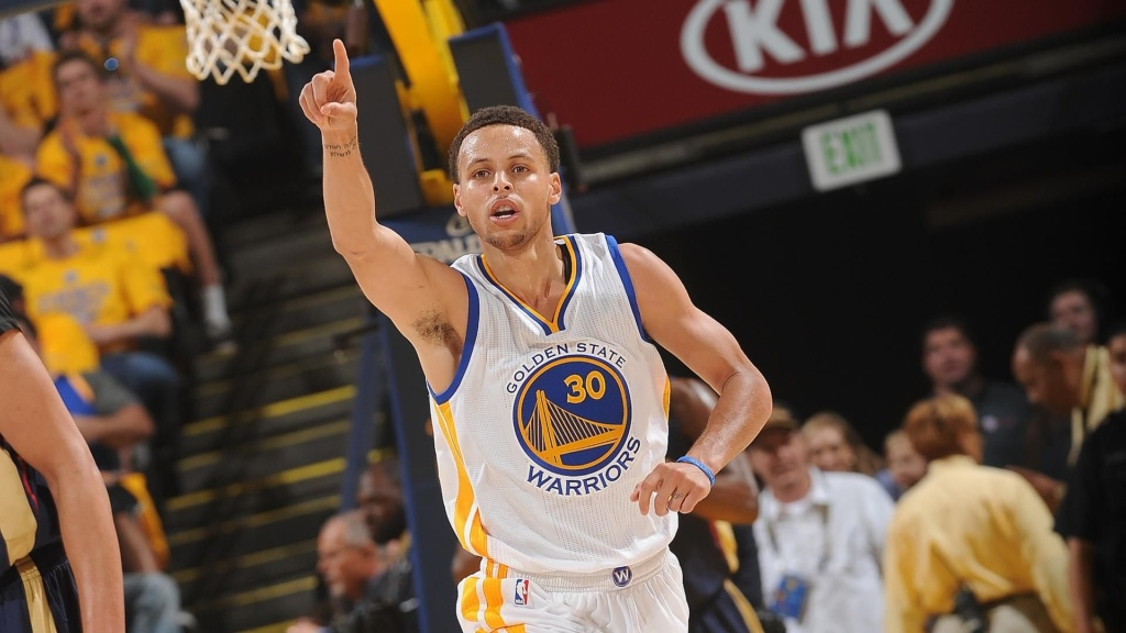 Warriors' Number 30, Big Three Take Huge 3-0 Lead Over Rockets