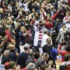 Washington's Wall Stops Celtics Funeral Procession In D.C.