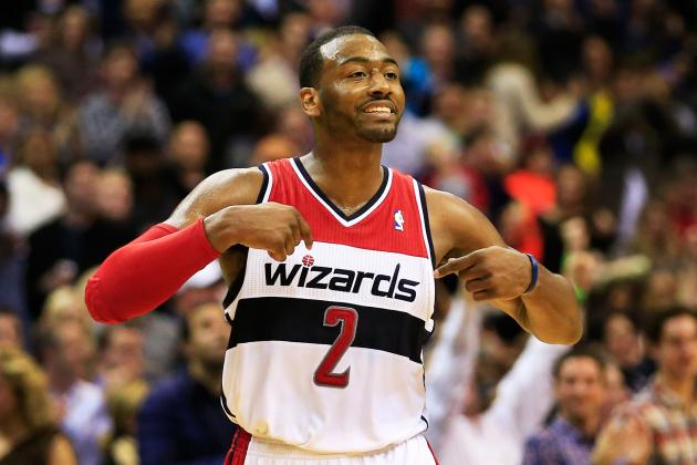 John Wall & The Washington Wizards