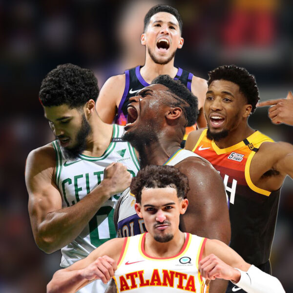 Welcome to the new generation of NBA Superstars