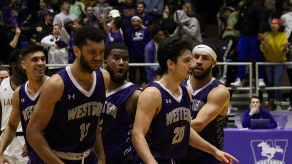 western mustangs return to u sports final 8 with dramatic 104 103 overtime win over laurier golden hawks