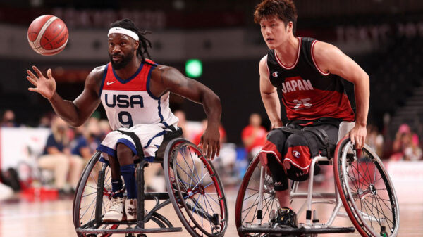 Wheelchair Basketball Gold For Usa And Netherlands Closes Out Tokyo 2020 Paralympic Games