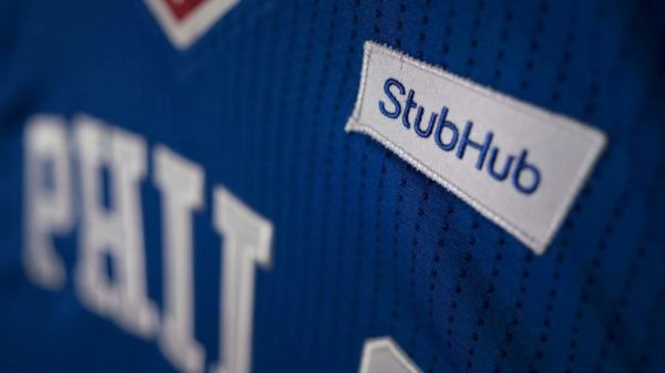 When StubHub Sponsors An Actual NBA Team You Know The Game Is