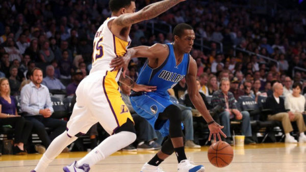 Will Rajon Rondo's Maverick Firing Lead To A Laker Hiring
