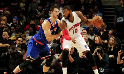 Will The Garden Be Eden Again For The New York Knicks With Greg Monroe