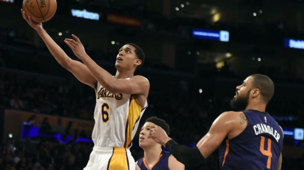 Without Kobe Jordan Lakers Rise Suns