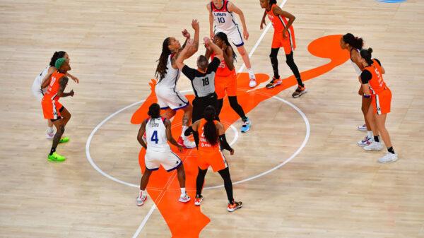 WNBA All-stars show Team USA who runs the basketball world