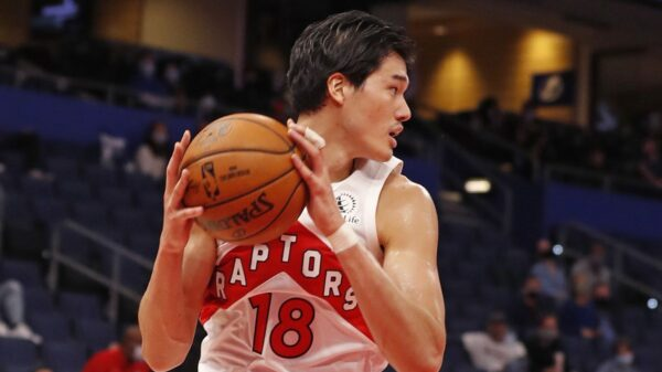 Yokohama'S Very Own Yuta Watanabe Tearing It Up For Toronto Raptors