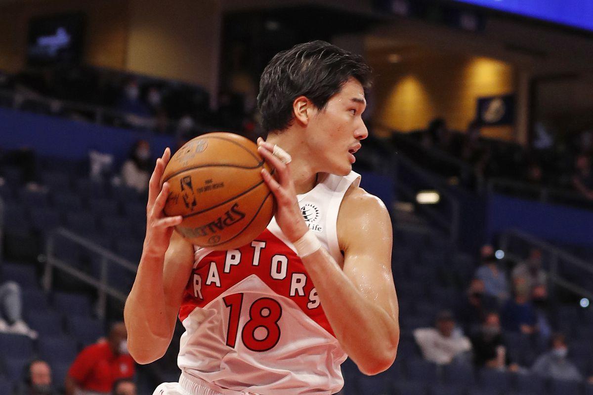 Yokohama's Very Own Yuta Watanabe Tearing It Up For Toronto Raptors