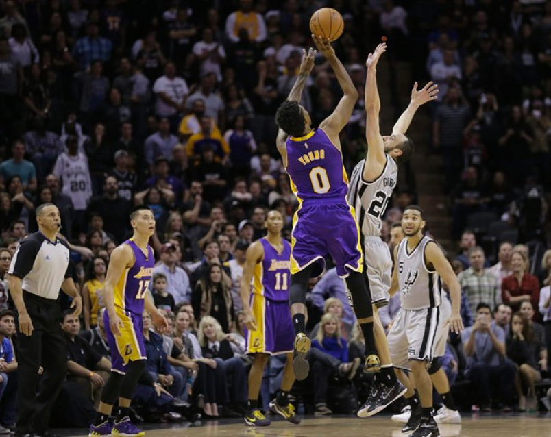 Young Old Swaggy P Goes Three San Antonio